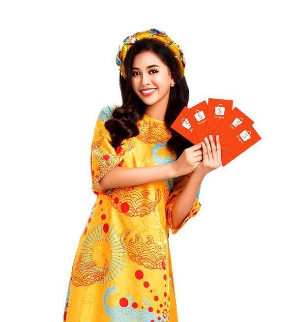 Hoa hậu Tiểu Vy gợi ý cách chọn áo dài Tết-2