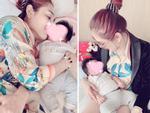 Livestream cao hứng, Lâm Khánh Chi công khai luôn con trai ruột sinh từ tinh trùng của mình và trứng của chị dâu-7