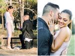 Được chàng cầu thủ 'kiêng sex' cầu hôn, Hoa hậu Hoàn vũ 2017 gật đầu trong niềm hạnh phúc vỡ òa