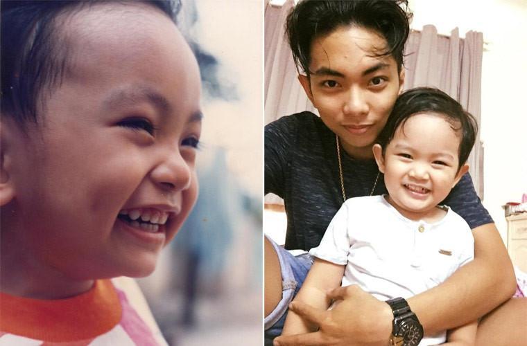 Quý tử 3 tuổi nhà Khánh Thi biểu cảm cưng ơi là cưng khi được mẹ tút tát ngoại hình-9