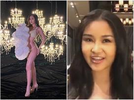 Lê Âu Ngân Anh mặc bikini nóng bỏng, thể hiện trình tiếng Anh với truyền thông quốc tế tại Miss Intercontinental 2018