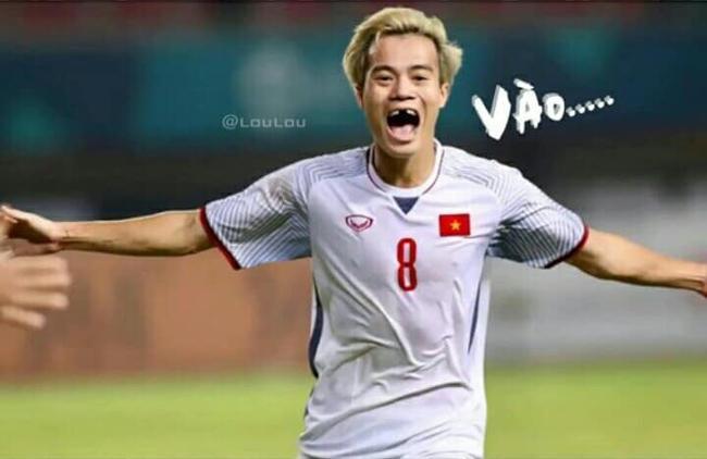 Phong độ ngời ngời khi bị chế ảnh răng móm, cầu thủ tuyển Việt Nam khiến người xem thốt lên không mê nổi-12