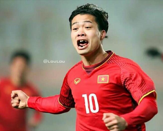 Phong độ ngời ngời khi bị chế ảnh răng móm, cầu thủ tuyển Việt Nam khiến người xem thốt lên không mê nổi-7