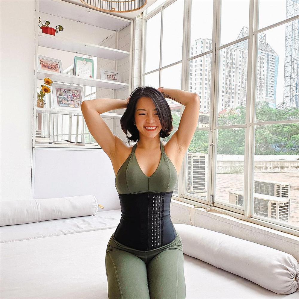Gen nịt bụng hay đai quấn bụng có thực sự giúp vòng eo trở nên thon gọn mà không cần tập luyện?-1