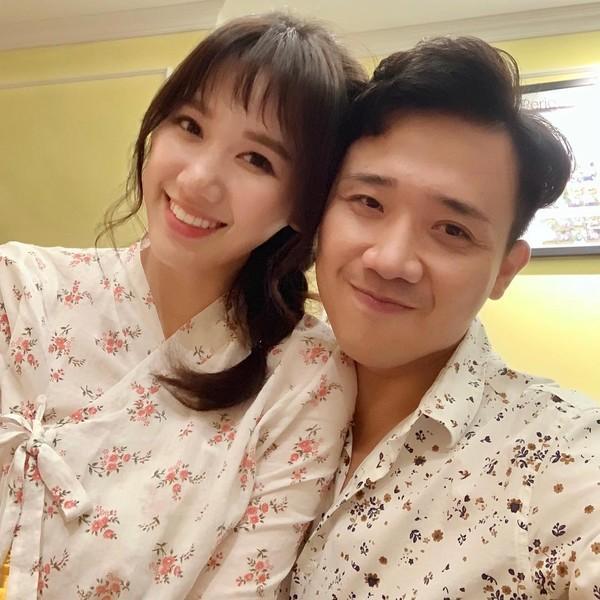 Ngày này 3 năm trước chính là thời khắc định mệnh của vợ chồng Trấn Thành và Hari Won-2