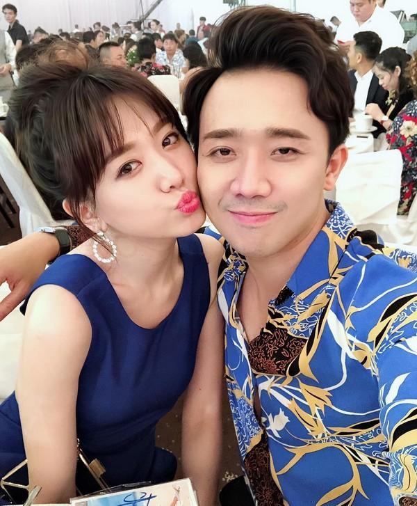Ngày này 3 năm trước chính là thời khắc định mệnh của vợ chồng Trấn Thành và Hari Won-3