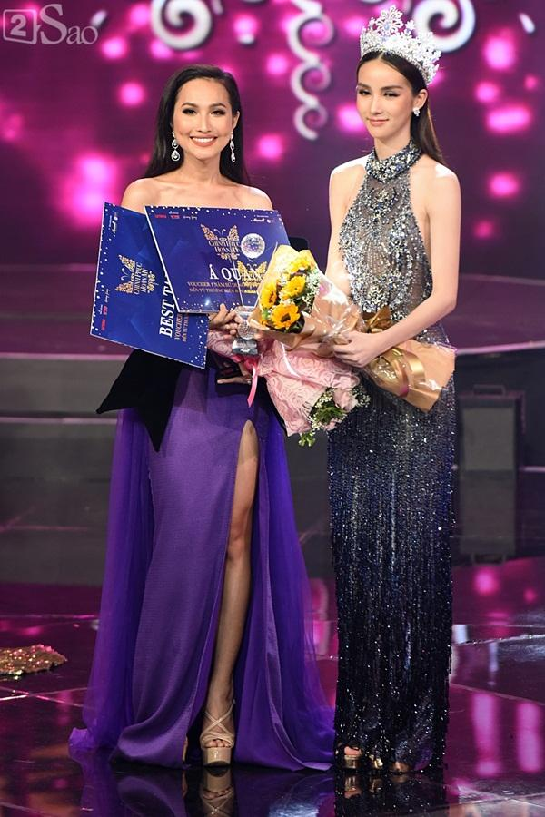 Đăng quang The Tiffany Vietnam, Đỗ Nhật Hà chính thức nối gót Hương Giang thi Hoa hậu Chuyển giới Quốc tế 2019-12
