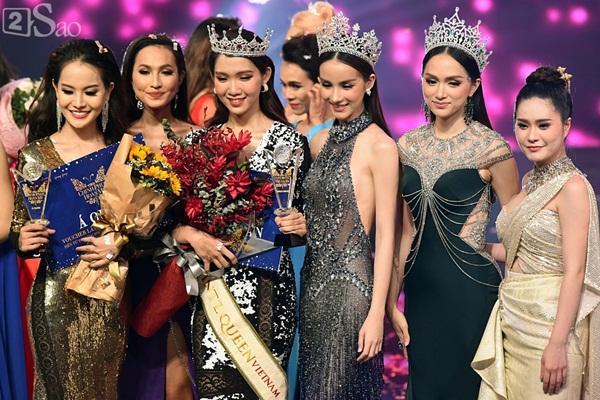 Đăng quang The Tiffany Vietnam, Đỗ Nhật Hà chính thức nối gót Hương Giang thi Hoa hậu Chuyển giới Quốc tế 2019-7