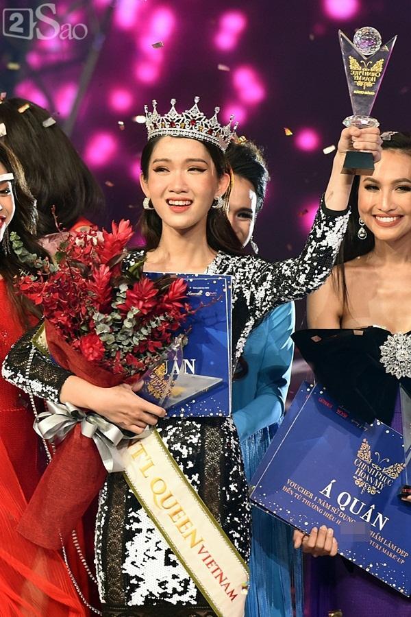 Đăng quang The Tiffany Vietnam, Đỗ Nhật Hà chính thức nối gót Hương Giang thi Hoa hậu Chuyển giới Quốc tế 2019-5