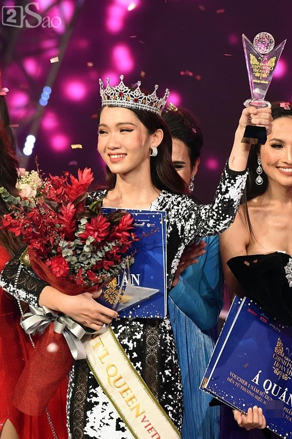 Đăng quang The Tiffany Vietnam, Đỗ Nhật Hà chính thức nối gót Hương Giang thi Hoa hậu Chuyển giới Quốc tế 2019-6