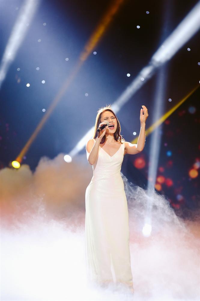 Mỹ Tâm lần đầu mang hit nhạc phim Chị Trợ Lý Của Anh lên sân khấu-5