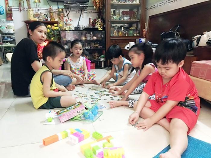 Bất ngờ trước ngoại hình sau 6 năm của 5 đứa trẻ trong ca sinh 5 duy nhất ở Việt Nam-5