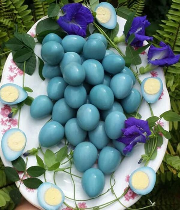 Biến tấu trứng cút thành chùm nho căng mọng đẹp mắt chỉ nhờ nguyên liệu này-1