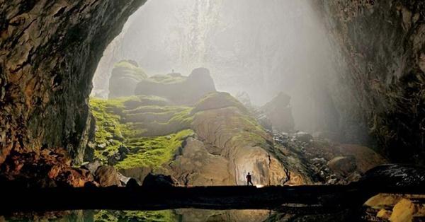 Việt Nam cũng lọt top những hang động ấn tượng như cổng nối thiên đường-1