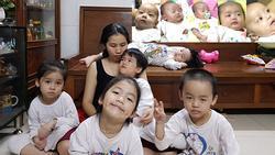 Bất ngờ trước ngoại hình sau 6 năm của 5 đứa trẻ trong ca sinh 5 duy nhất ở Việt Nam