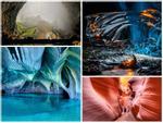 Việt Nam cũng lọt top những hang động ấn tượng như cổng nối thiên đường