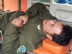 Vợ chồng cò mồi thi nhau lăng mạ, nhổ nước bọt vào mặt an ninh hàng không-2