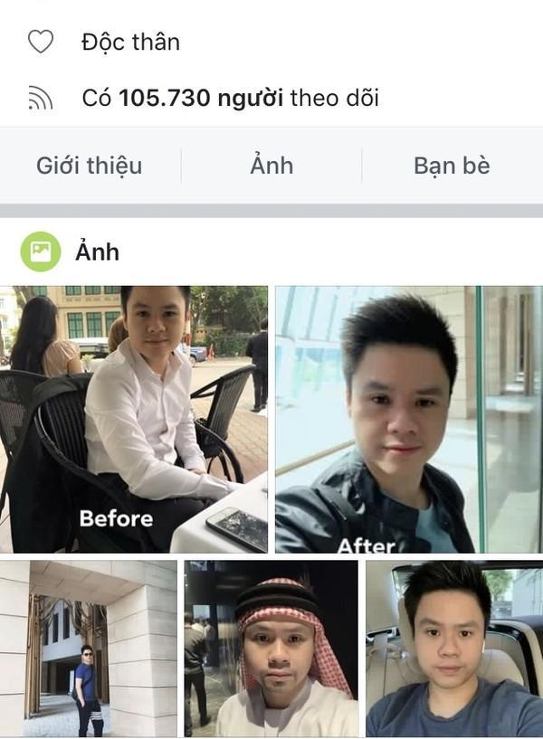 Giữa nghi vấn chia tay bạn gái hotgirl, thiếu gia Phan Thành đổi trạng thái sang Độc thân, bất ngờ like ảnh tình cũ Midu-6