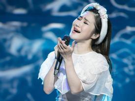 Liveshow đầu đời: Hương Tràm hát bằng hết sức bình sinh như thể ngày mai sẽ giải nghệ