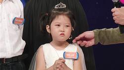 'Nữ hoàng bất biến' 4 tuổi khiến Trấn Thành đổ gục vì thần thái đỉnh cao ở 'Nhanh như chớp nhí'