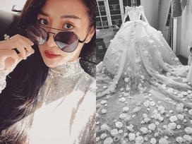 Hé lộ chiếc váy CỦA NHÀ LÀM RA mà Kiều Linh Phù Thủy của 5S Online sẽ mặc trong đám cưới