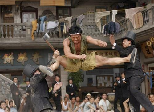 Con đường nào cho những cao thủ Thiếu Lâm rời chùa đi đóng phim?-4