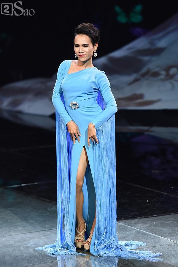 Thi ứng xử hoa hậu, người đẹp chuyển giới HHen Ni Suyễn gây sốt vì quá thật thà: Em xấu nhất top 5-1