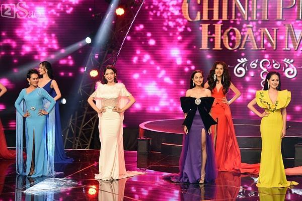 Thi ứng xử hoa hậu, người đẹp chuyển giới HHen Ni Suyễn gây sốt vì quá thật thà: Em xấu nhất top 5-2