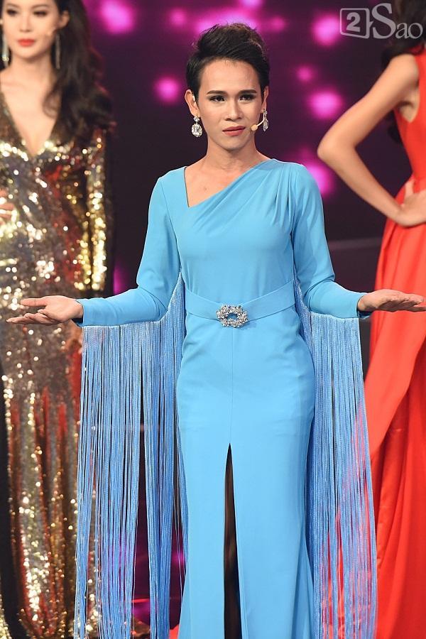 Thi ứng xử hoa hậu, người đẹp chuyển giới HHen Ni Suyễn gây sốt vì quá thật thà: Em xấu nhất top 5-4