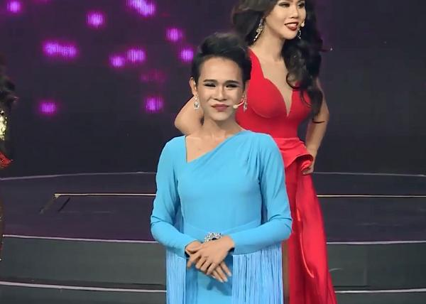 Thi ứng xử hoa hậu, người đẹp chuyển giới HHen Ni Suyễn gây sốt vì quá thật thà: Em xấu nhất top 5-3