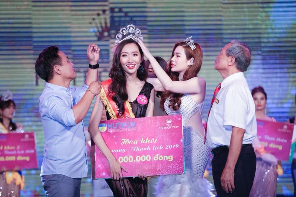 Hàng nhái của tuyệt phẩm vương miện Mikimoto xuất hiện ngày một tràn lan trong showbiz Việt-4