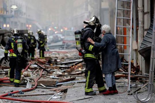 20 người thương vong trong vụ nổ do rò rỉ khí gas ở Paris-6