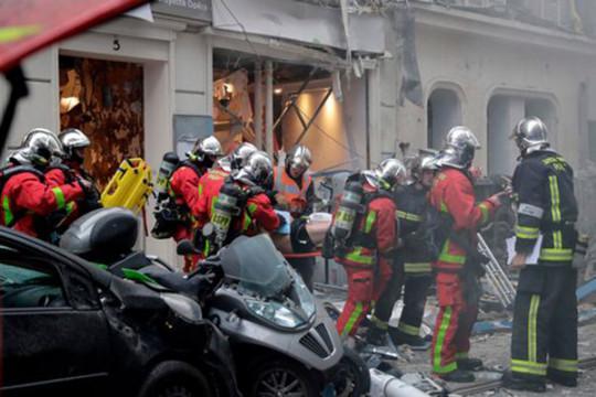 20 người thương vong trong vụ nổ do rò rỉ khí gas ở Paris-7