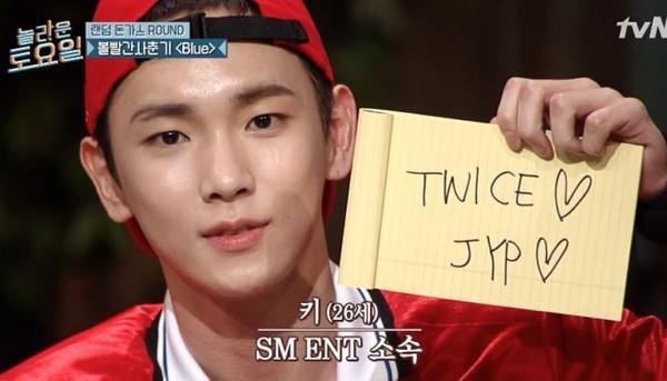 TWICE đã làm gì để khiến Key (SHINee) không thể giấu tình yêu… JYP Entertainment thế này?-3