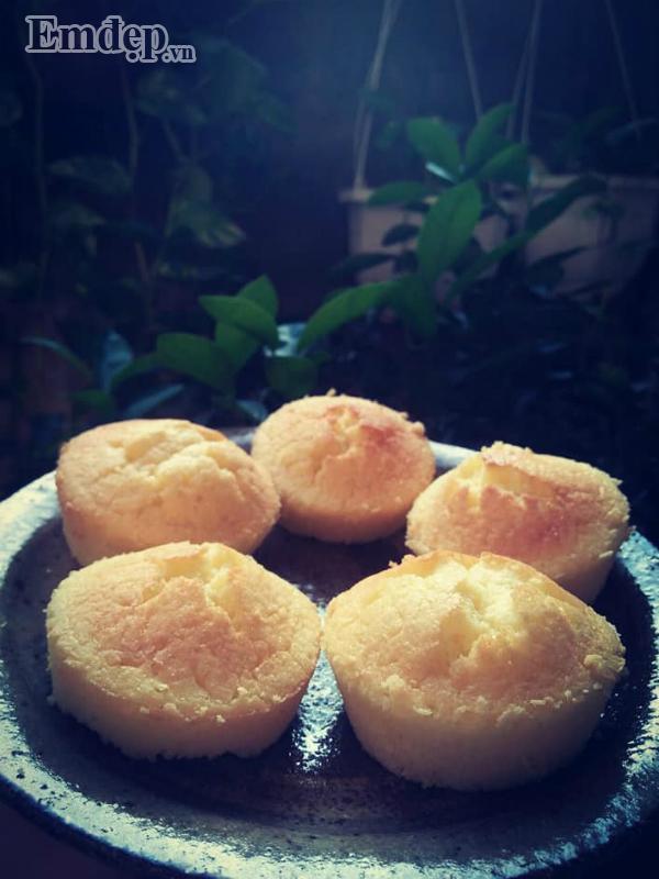 Công thức làm bánh bông lan nở xốp, mềm thơm y như ngoài hàng-14
