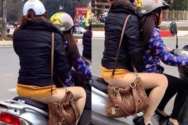 Ảnh HOT nhất ngày: Cô gái mặc quần mà cứ như trần truồng hiên ngang đi ngoài đường-5