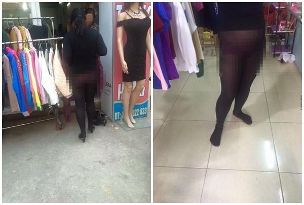 Ảnh HOT nhất ngày: Cô gái mặc quần mà cứ như trần truồng hiên ngang đi ngoài đường-4