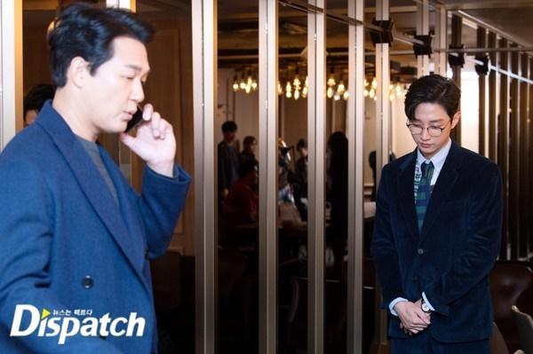 Ngỡ ngàng trước màn lột xác ngoạn mục của Jinyoung (B1A4) trong Đại ca hóa soái ca-4