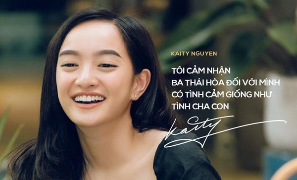 Kaity Nguyễn : Đôi khi tôi khó chịu vì ba kiểm soát cát-xê-4