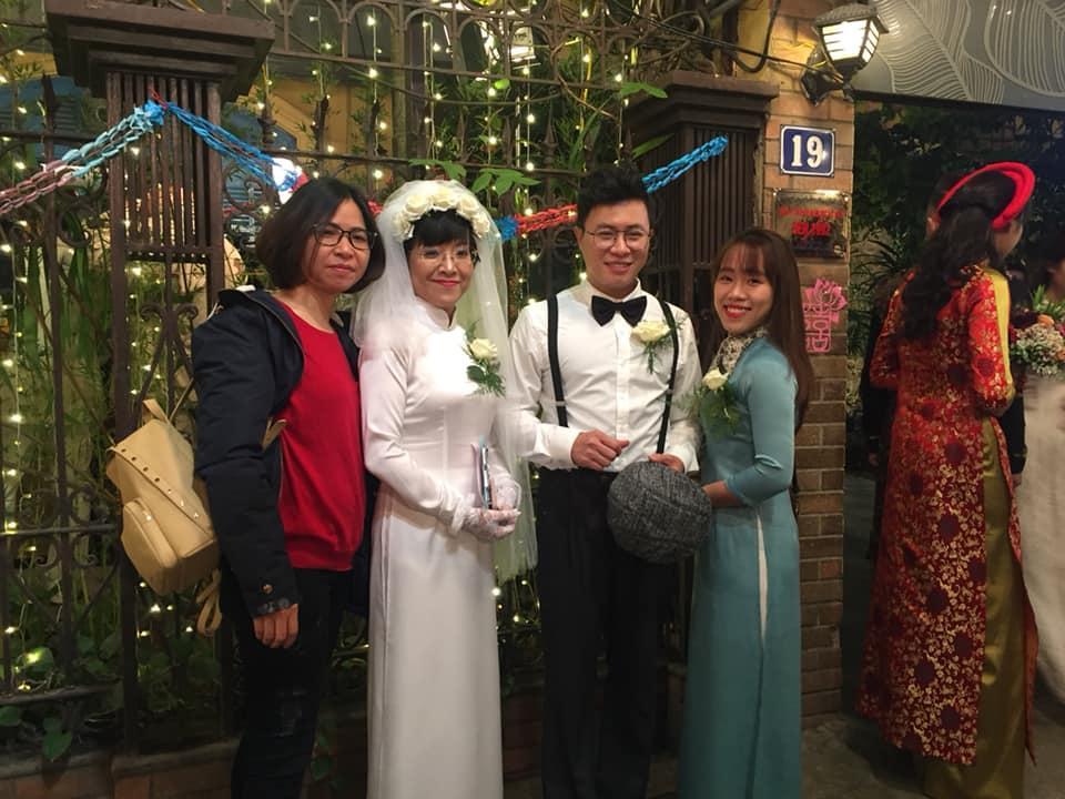 Ngắm vợ cũ Thảo Vân trở thành cô dâu mới, danh hài Công Lý để lại dòng bình luận khiến ai cũng bất ngờ-2