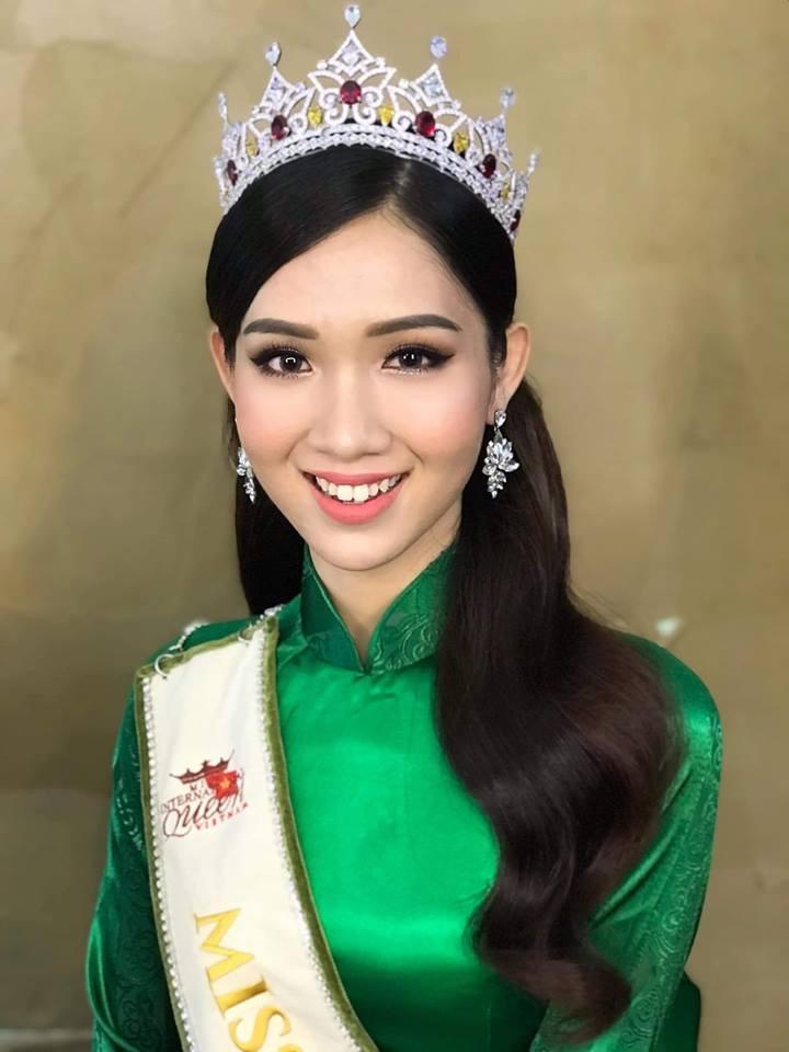 Mặc dù đẹp nhưng người kế vị Hương Giang vẫn được khuyên sửa hàng tiền đạo trước khi thi quốc tế-6