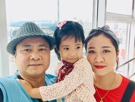 Vợ thứ hai tài sắc của 'Táo' Tự Long trải lòng về người chồng nổi tiếng
