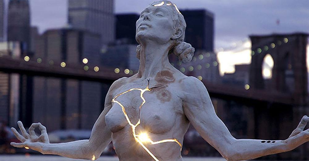 Những bức tượng ngầu nhất khiến thế giới phải kinh ngạc-1