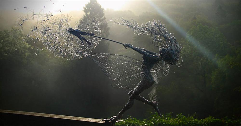 Những bức tượng ngầu nhất khiến thế giới phải kinh ngạc-3