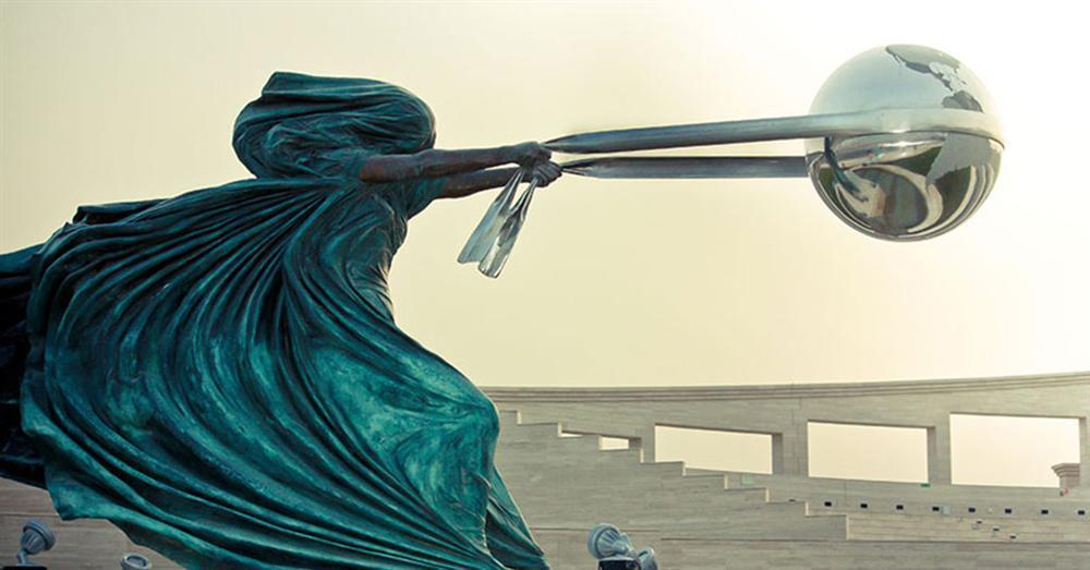 Những bức tượng ngầu nhất khiến thế giới phải kinh ngạc-4