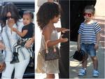 Nhìn con của nhà Kardashian và Beckham đi spa, dùng đồ hiệu nghìn đô khi chưa đến 10 tuổi mới hiểu thế nào là Rich Kid chính hiệu