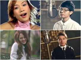 Những hình ảnh 'ngố tàu' thuở đầu đi hát của loạt ca sĩ Việt Nam
