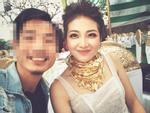 Ngắm trọn bộ ảnh cưới của cô dâu đeo vàng trĩu cổ được 2 siêu xe Rolls-Royce Phantom rước trong đám cưới khủng ở Nam Định-12
