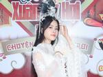 Hoa hậu Tiểu Vy hóa tiên nữ quyến rũ Ngọc hoàng trong Táo Quân 2019-5