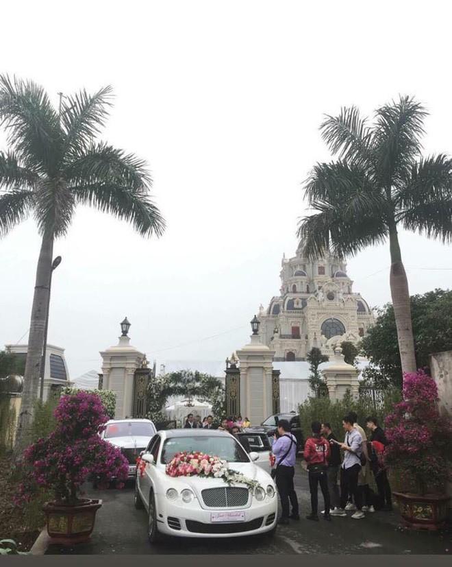 Thêm thông tin đám cưới xa hoa ở Nam Định: Cô dâu được bố mẹ tặng 200 cây vàng, 2 sổ đỏ làm của hồi môn-2